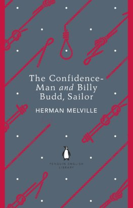 Confidence Man and Billy Budd