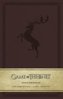 GOT Ruled Journal: House of Baratheon