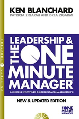 One Minute Manager  Leadership And The One Minute Manager