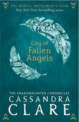 Mortal Instruments 4 City of Fallen Angels NC