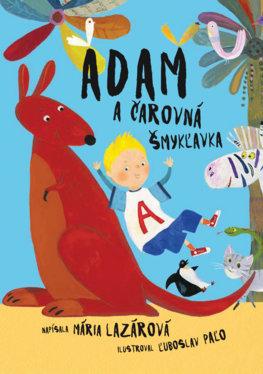 Obálka knihy Adam a čarovná šmykľavka