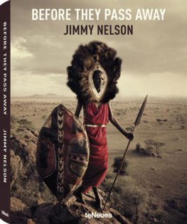 Before They Pass Away, Jimmy Nelson collectors edition