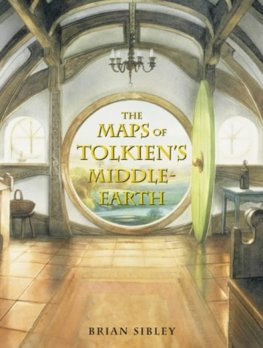 Maps Of TolkienS Middle-Earth  Boxed Set