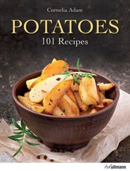 Potatoes 101 Recipes