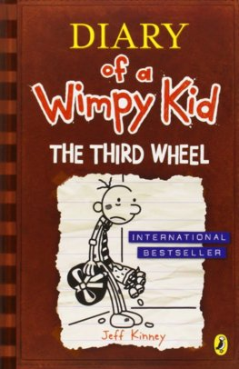 Diary of Wimpy Kid The Third Wheel 7