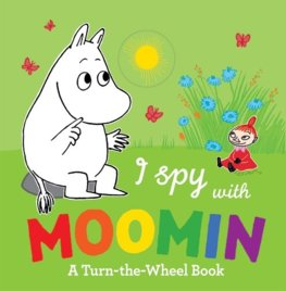I Spy With Moomin