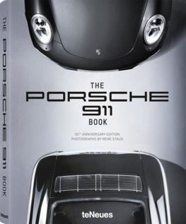 Porsche 911 Book, Small Hardcover Edition