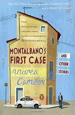 Montalbanos First Case & Othe