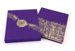 Harry Potter an Philosopher`s Stone Illustrated Slipcase Edition