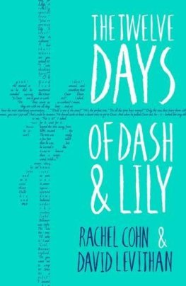 Twelve Days Of Dash & Lily