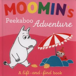 Moomins Peekaboo Adventure: A lift-and-find book