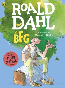 Bfg Movie Tie-In