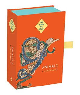 Book of Kells  Animals: 16 Notecards