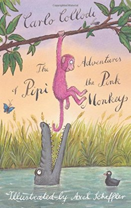 The Adventures Of Pipi, The Pink Monkey