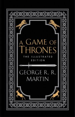 A Game of Thrones: The 20th Anniversary Illustrated Collectors Edition