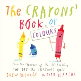 The Crayons Book Of Colours