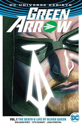 Green Arrow V1 Rebirth