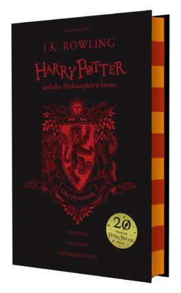 Harry Potter and the Philosophers Stone  Gryffindor Edition