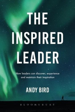 The Inspired Leader