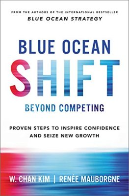 Blue Ocean Shift: Beyond Competing