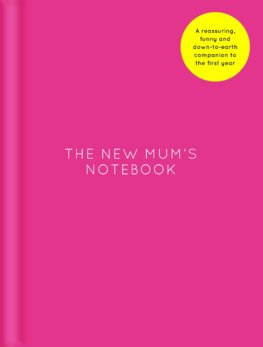 The New Mums Notebook