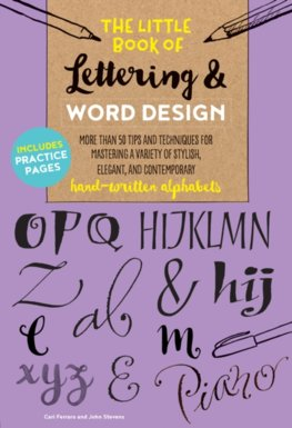 Little Book of Lettering & Word Design