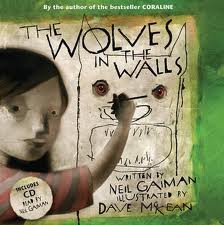 Wolves in the Walls  CD