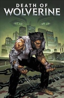 Death of Wolverine The Complete Collection