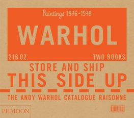 The Andy Warhol Catalogue RaisonnePaintings 1976–1978, V 5