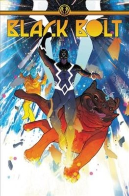 Black Bolt  2 Home Free