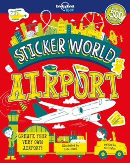 Sticker World: Airport 1