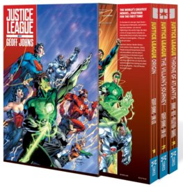 Justice League by Geoff Johns Box Set   1