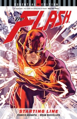 The Flash Starting Line  DC Essential Edition