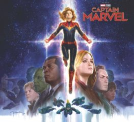 Marvels Captain Marvel The Art of the Movie