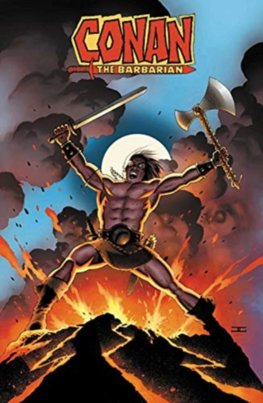 Conan the Barbarian The Original Marvel Years Omnibus 1