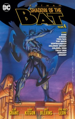 Batman Shadow Of The Bat 4