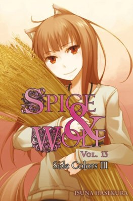 Spice And Wolf 13 Novel