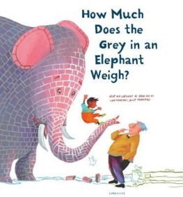How Much Does the Grey in an Elephant Weigh