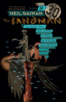 Sandman 9 The Kindly Ones 30th Anniversary Edition