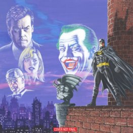 Batman The 1989 Movie Adaptation Deluxe Edition