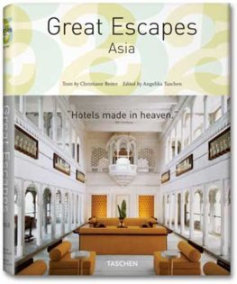 Great Escapes Asia 25 ms
