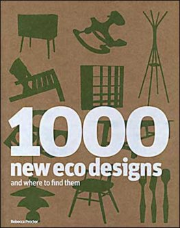 1000 Eco Designs and Where