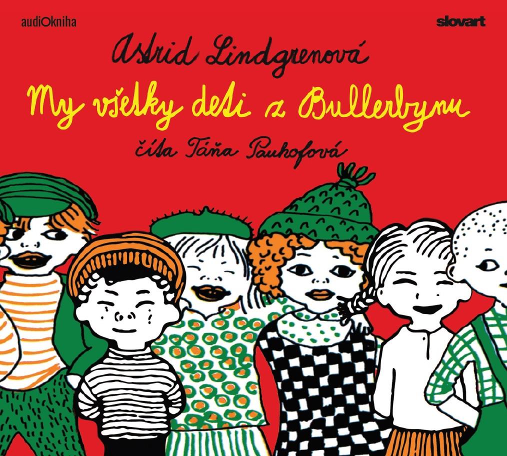 Audiokniha My všetky deti z Bullerbynu