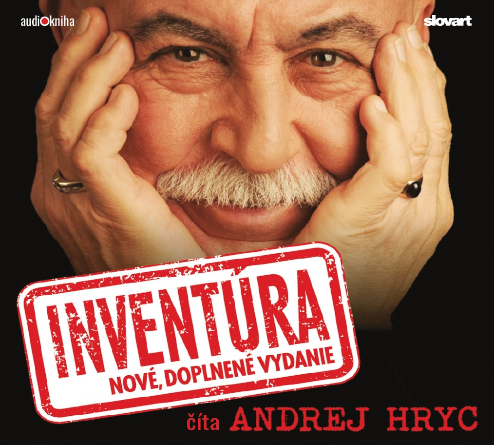 Audiokniha Inventúra