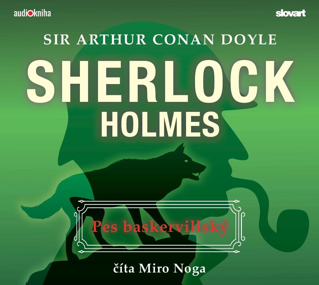 Audiokniha Pes baskervillský - Sherlock Holmes