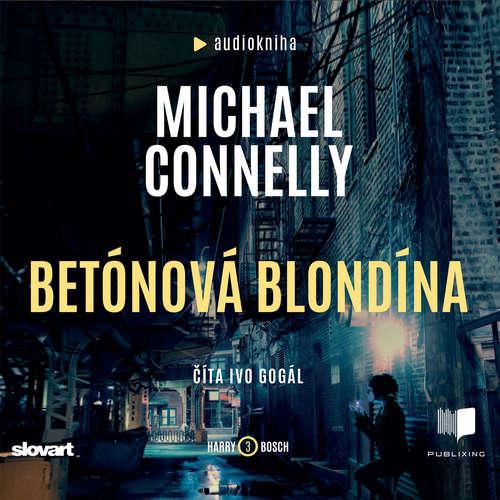 Audiokniha Betónová blondína