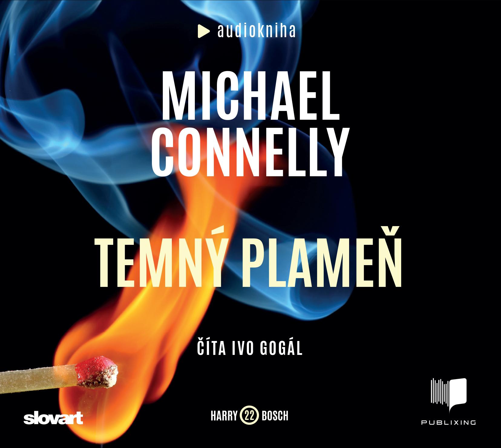 Audiokniha Temný plameň