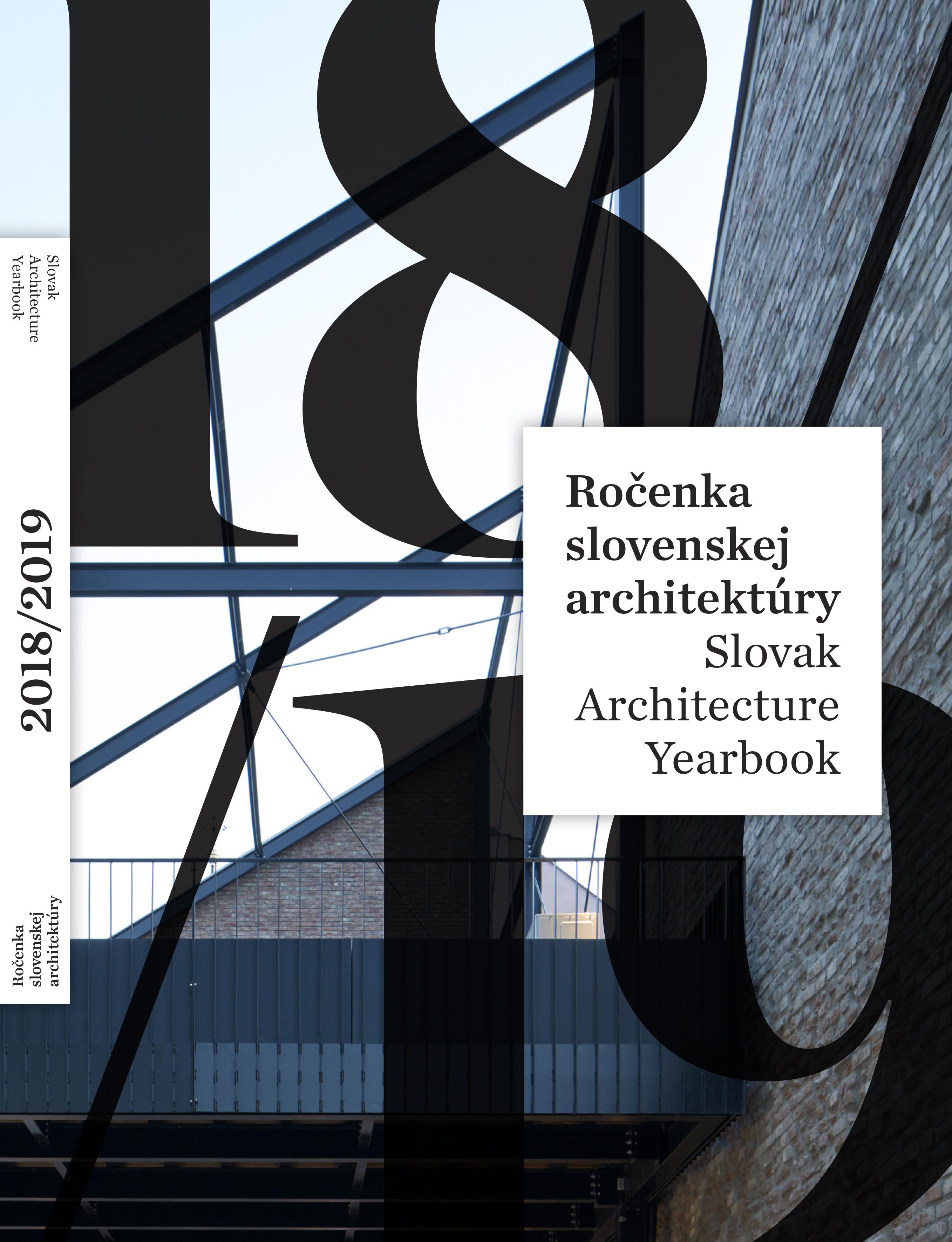 Ročenka slovenskej architektúry 2018/2019