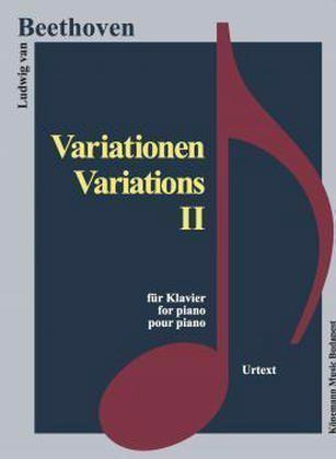 Beethoven  Variationen II