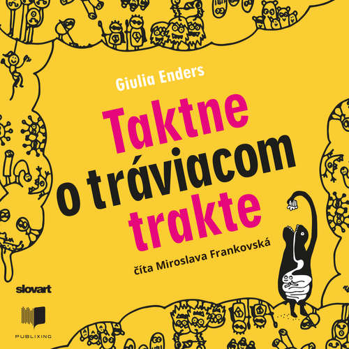 Audiokniha Taktne o tráviacom trakte